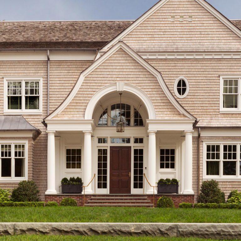 Exterior; Horizontal; Renovation; shingle style