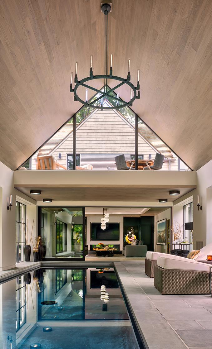 Renovation, Shingle, Transitional, Luxury, Sea Cliff, Gold Coast, long island, architect, pool house, contemporary