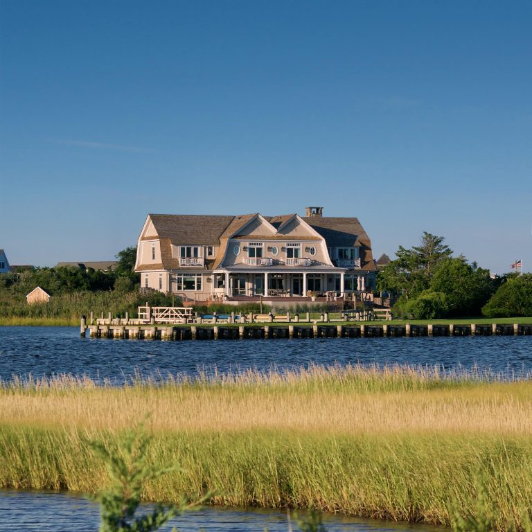 Vertical; Exterior; Shingle Style; Instagram; Water View Quogue